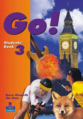 Go!: Level 3: Students' Book