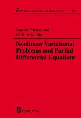 Nonlinear Variational Problems and Partial Differential Equations: 3rd Meeting : Papers