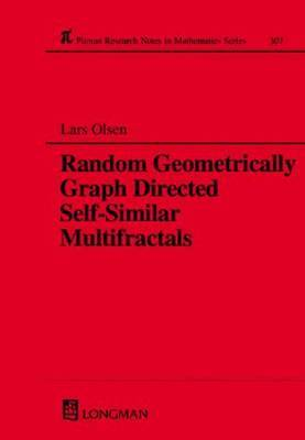 Random Geometrically Graph Directed Self-Similar Multifractals