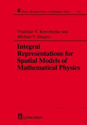 Integral Representations for Spatial Models of Mathematical Physics