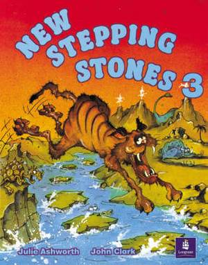 New Stepping Stones: No. 3: Coursebook - Global