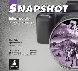 Snapshot Intermediate Class CD 1-3