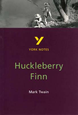 York Notes on Mark Twain's  Huckleberry Finn
