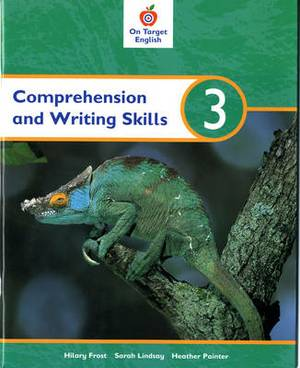 On Target English Comprehension & Writing: Book 3