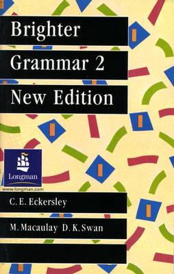 Brighter Grammar: Bk. 2