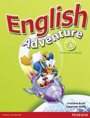 English Adventure Starter A Teacher's Book