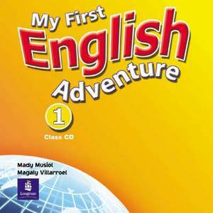 My First English Adventure Level 1 Class CD: Class CD