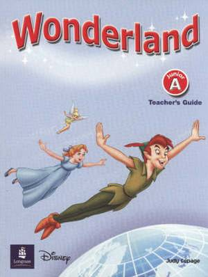 Wonderland Junior A Teachers Book