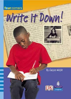 Four Corners: Write it Down