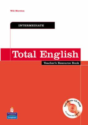 Total English Intermediate Teacher's Resource Book for pack