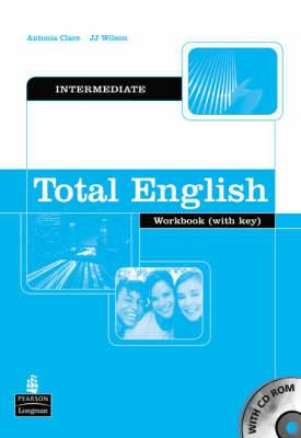 Total English Intermediate Workbook with Key (for pack)