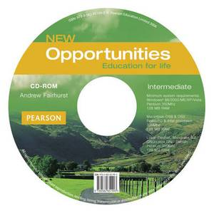 Opportunities Global Intermediate CD-ROM New edition