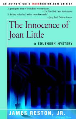 The Innocence of Joan Little: A Southern Mystery