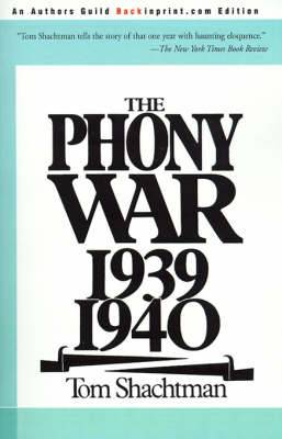 The Phony War 1939-1940