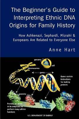 The Beginner's Guide to Interpreting Ethnic DNA Origins for Family History: How Ashkenazi, Sephardi, Mizrahi & Europeans Are Related to Everyone Else