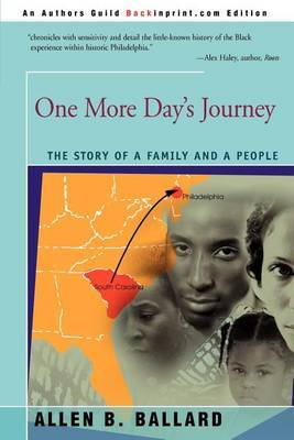 One More Day's Journey: The Story of a Family and a People