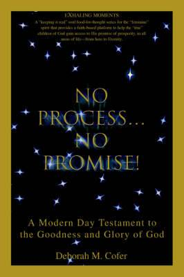 No Process...No Promise!: A Modern Day Testament to the Goodness and Glory of God