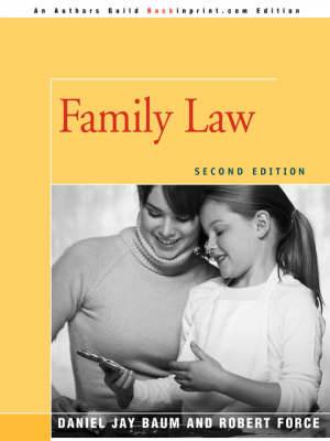 Family Law: Second Edition