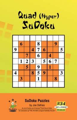 Quad (Hyper) Sudoku