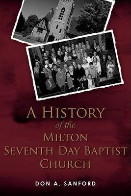 A History of the Milton Seventh Day Baptist Church