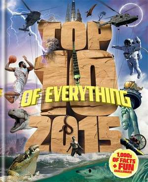 Top 10 of Everything: 2015