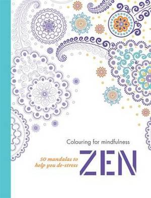 Zen: 50 mandalas to help you de-stress