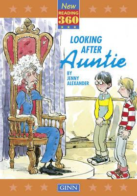 New Reading 360 Level 11: Book 4 - Looking After Auntie