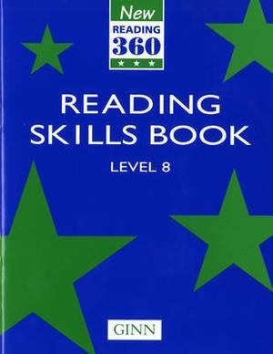 New Reading 360: Reading Skills Book Level 8 (Single Copy)