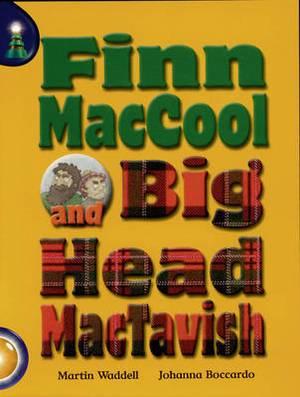 Lighthouse Gold Level: Finn MacCool and Big Head MacTavish Single