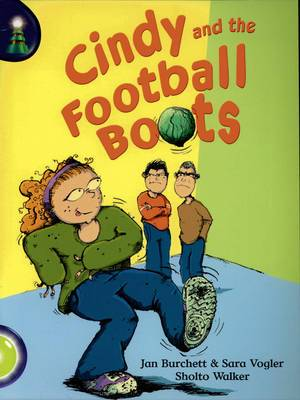 Lighthouse Lime Level: Cindy and the Football Boots Single