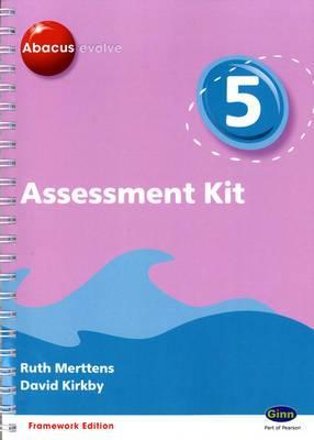 Abacus Evolve Year 5 Assessment Kit Framework