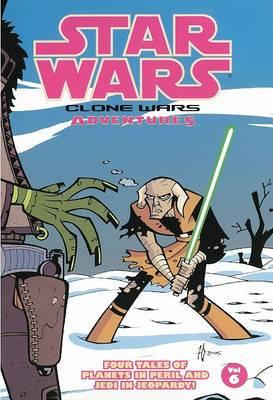 Clone Wars Adventures, Volume 6