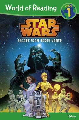 Escape from Darth Vader: Escape from Darth Vader