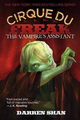 The Vampire's Assistant: Cirque Du Freak