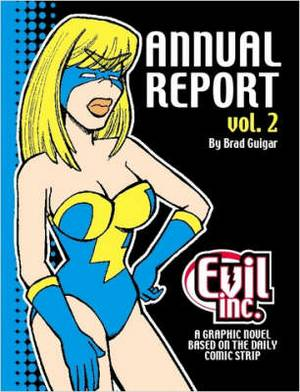 Evil Inc Annual Report Volume 2