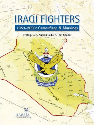 Iraqi Fighters: 1953 2003: Camouflage & Markings