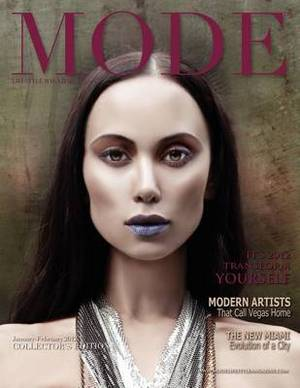 Mode Lifestyle Magazine January/February 2012 Collector's Edition