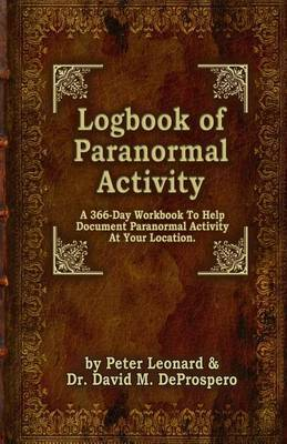 Logbook of Paranormal Activity