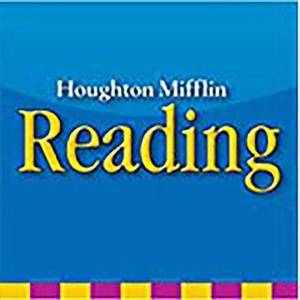 Houghton Mifflin Reading: The Nation's Choice: Alphafriends Song Audio CD Grade K