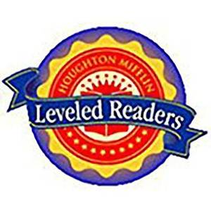 Houghton Mifflin Reading Leveled Readers: Activity Cards LV 2
