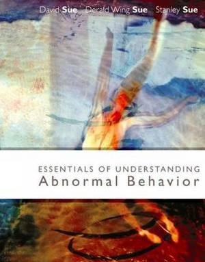 Essentials of Understanding Abnormal Behavior, Brief