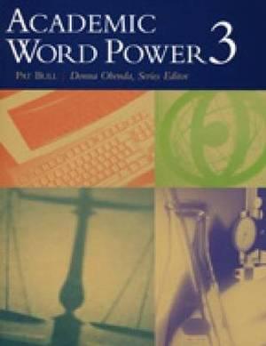 Academic Word Power 3