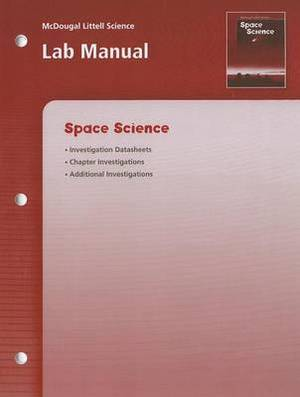 McDougal Littell Science: Lab Manual Grades 6-8 Space Science