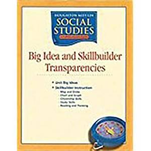 Houghton Mifflin Social Studies: Bigi&skb Trans L2 Neghborhd Neighborhoods