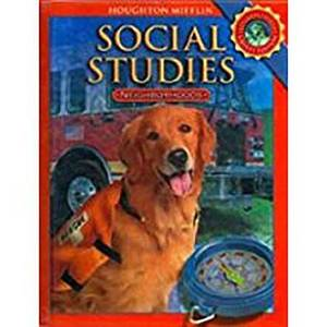 Houghton Mifflin Social Studies: Big Book Set Level 2 Neighborhoods 2008