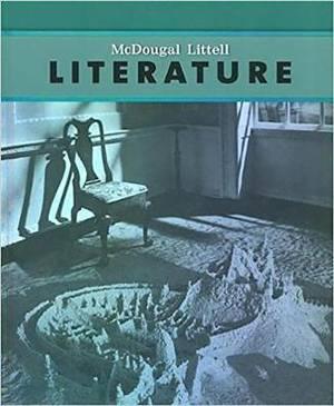 McDougal Littell Literature Oklahoma: Student Edition American Literature 2008