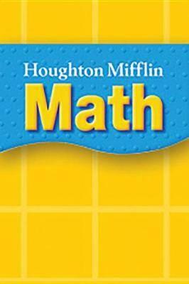 Houghton Mifflin Math Spanish Texas: Math Reader; Txc12
