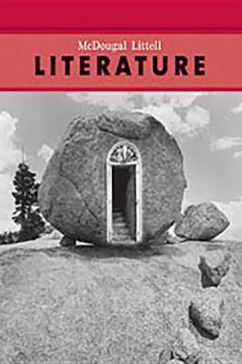 McDougal Littell Literature Wisconsin: Student's Edition Grade 07 2008