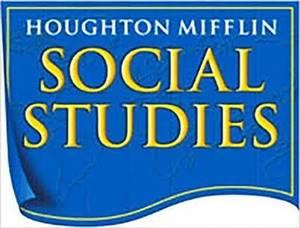 Houghton Mifflin Social Studies North Carolina: Student Edition Unit Modules Unit 1 Level 1 2009