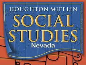 Houghton Mifflin Social Studies Nevada: On-Level Independent Books 6 Pack Unit 3 Level 4 a Tall Tale to Tell